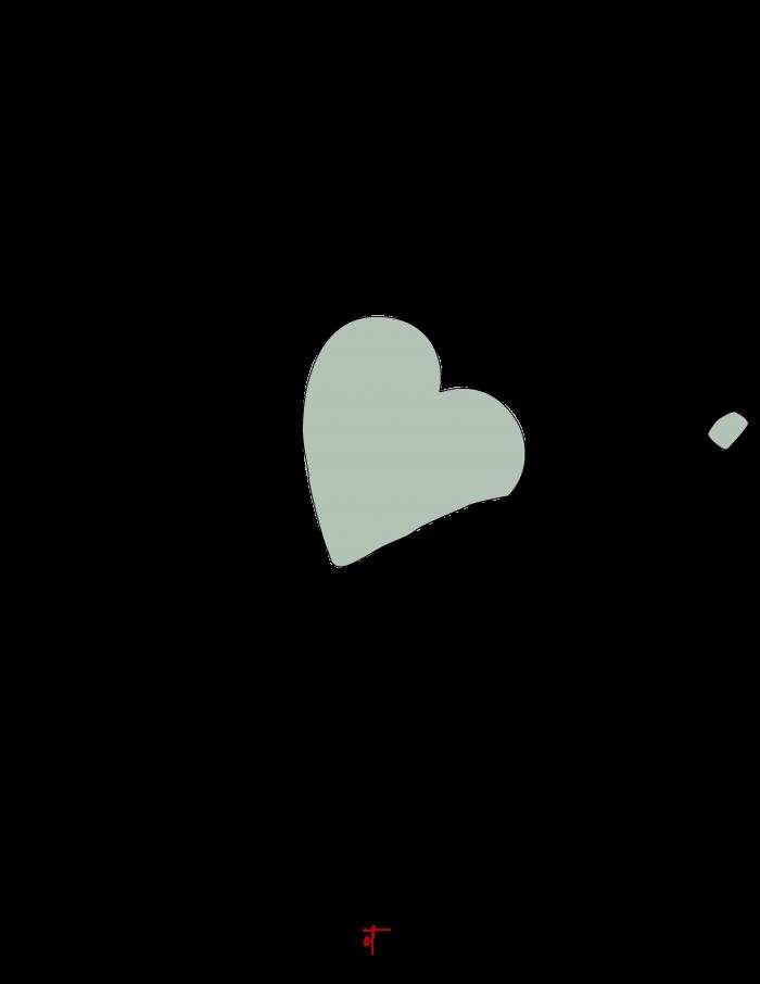 illustration dessin graphique minimaliste fin simple amour