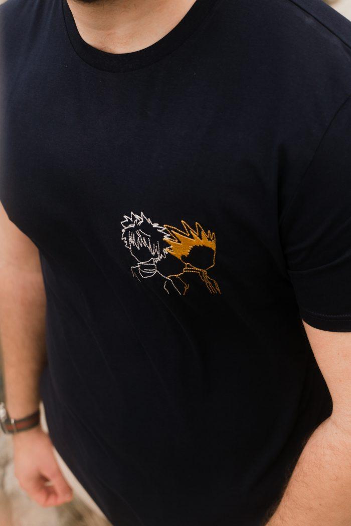 Tee shirt personnalisé enfant adulte