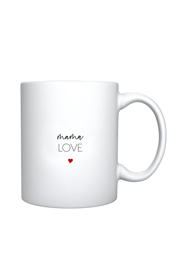 tasse personnalisé mug idée cadeau petit déjeuner bol original Mama love